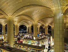 The Guastavino - Tiled Bridgemarket