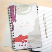 Keep all your notes, daily to-do's & reminders beautifully organized in the Artist Notebook. #notebooks #expressionery #organization #beautifullyorganized