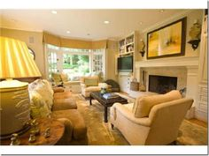 Things That Inspire: New on the market: the home from my favorite magazine article