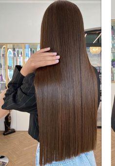 Brown Hair Looks, Long Brown Hair, Brown Blonde Hair, Hair Color Auburn, Hair Color For Black Hair, Beautiful Long Hair, Gorgeous Hair, Hair Shades, Aesthetic Hair