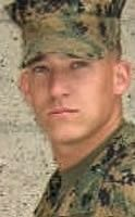 Marine Cpl. Jason S. Clairday, 21, of Camp Fulton, Arkansas. Died December 12, 2004, serving during Operation Iraqi Freedom. Assigned to 3rd Battalion, 5th Marine Regiment, 1st Marine Division, I Marine Expeditionary Force, Marine Corps Base Camp Pendleton, California. Died of wouinds sustained when hit by enemy small-arms fire in Fallujah, Anbar Province, Iraq. (RECIPIENT OF THE NAVY CROSS FOR EXTRAORDINARY HEROISM.)