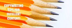 Copywriting Tips for Excellent Content Copywriting, Content, Tips, Counseling