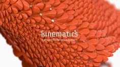 Kinematic Petals Dress on Vimeo