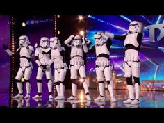 Boogie Storm - Simon Cowells Golden Buzzer | Britains Got Talent 2016 (Full Version) | Voonathaa