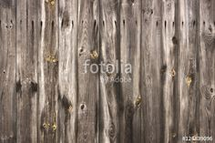 """Download the royalty-free photo """"Texture wooden fence with horizontal yellow boards and faded pai"""" created by maykal at the lowest price on Fotolia.com. Browse our cheap image bank online to find the perfect stock photo for your marketing projects!"""