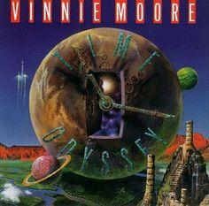 Vinnie Moore - Time Odyssey