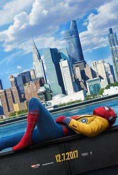 Deux dernières bande-annonces (en VO pour le moment) pour le retour de Spider-man en solo (ou presque) qui en montrent plus sur le nouveau costume de Spidey mais aussi sur le méchant interprété p…Deux bandes-annonces Finales VO pour SPIDER-MAN HOMECOMING (Actus) par Patrice Steibel