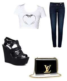 """""""Sin título #146"""" by resentida on Polyvore"""