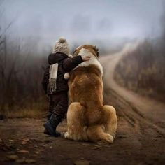 So true dogs make the best friends
