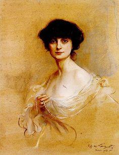 Laszlo - Anna de Noailles - Philip de László - Wikipedia, la enciclopedia libre