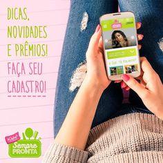 ALEGRIA DE VIVER E AMAR O QUE É BOM!!: [DIVULGAÇÃO DE SORTEIOS] - CLUBE SEMPRE PRONTA: Re...