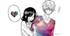 Risultati immagini per galaxy anime girl