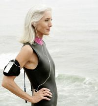 Fit Women In Their 50S / Urge incontinence becomes more frequent in women older than 60.