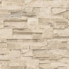J274-07 Omyvatelná vinylová tapeta na zeď Trafalgar imitace kamenná zeď | kupsi-tapety.cz