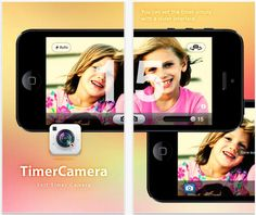 Self Timer Camera - iPhone camera app with timer