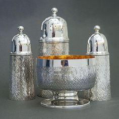 Silver Cruet set