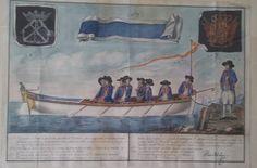 Proyecto de uniformidad de marinería de 1790