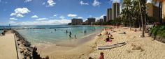 Hawaiian Vacation, Waikiki