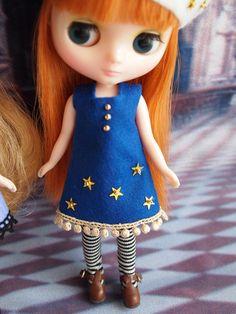 フェルトのワンピース♪ :: Dolly Chum*|yaplog!(ヤプログ!)byGMO