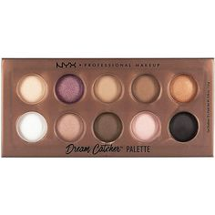 NYX Professional Makeup Dream Catcher Palette Color:Golden HorizonsGolden Horizons