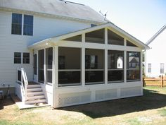 Decks.com. Carroll County Deck and Porch - Picture 1934