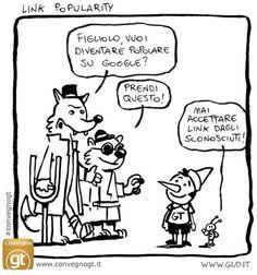 Link popularity, un consiglio dal #ConvegnoGt...