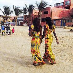 Ngor, Senegal. Photo @apostrophekola.