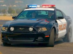 Mustang GT is One Awesome Cop Car