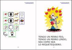 """CUENTOS ADAPTADOS - """"Tengo un perro así"""".    Adaptación de cuentos y poesías de Douglas Wright a pictogramas para la comunicación.    Douglas Wright es ilustrador, humorista, creador de juegos visuales y autor de libros para chicos. Sus dibujos aparecen en libros y revistas de la Argentina y en diarios de otros países.     http://arasaac.org/materiales.php?id_material=578    Fuentes:  http://eljardindedouglas.blogspot.com/   http://otrosdouglas.blogspot.com/"""
