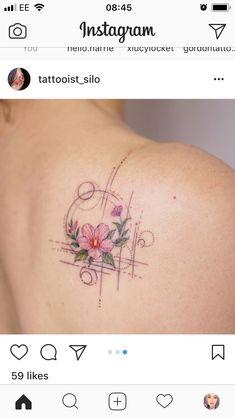 Makeup Tattoos, Body Art Tattoos, Tattoo Drawings, New Tattoos, Small Tattoos, Cool Tattoos, Ankle Tattoo Small, Ankle Tattoos, Pretty Tattoos