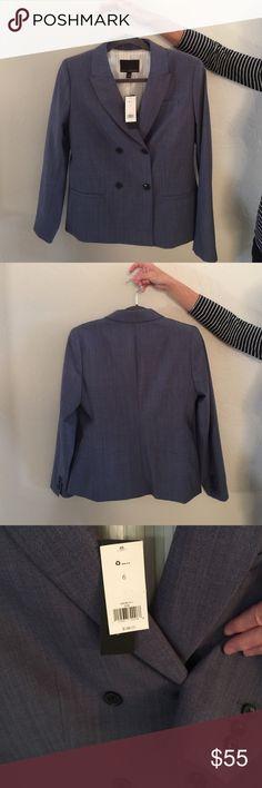 NWT Banana Republic jacket NWT Banana Republic double breasted jacket Banana Republic Jackets & Coats Blazers