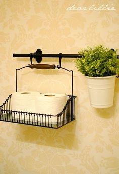 Toilet Paper Holder Modern - Foter