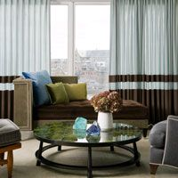Frank Roop frank roop design interiors-there is a depth of colour of blues +