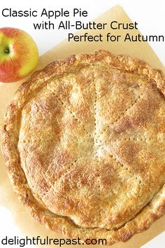 Apple Pie - Autumn C