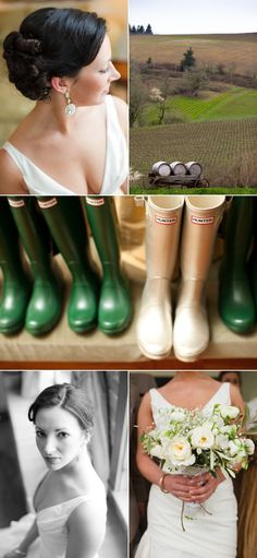 #green country wedding... Wedding ideas for brides, grooms, parents & planners ... https://itunes.apple.com/us/app/the-gold-wedding-planner/id498112599?ls=1=8 … plus how to organise an entire wedding, without overspending ♥ The Gold Wedding Planner iPhone App ♥