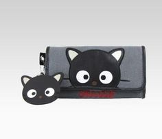 Sanrio Chococat Wallet via Wish