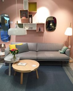 Image result for muuto outline sofa