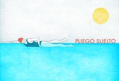 My latets illustration for PliegoSuelto.com by Lola Abenza