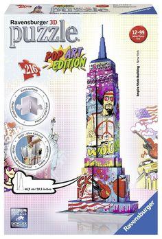 b8f1409d343 Für Puzzle Fans ein super Angebot! Bei amazon bekommt ihr das Ravensburger  3D Puzzle Empire