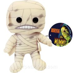 The Mummy Plushie ($10.99)
