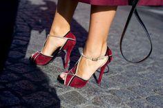 Street Style: Paris Fashion Week Fall/Winter 2014   Vanity Fair