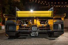 2015 Honda Indycar Road Course Aero Kit Dhl Livery Rear View 2 ...