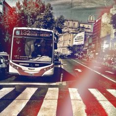 Traveling in Buenos Aires by Jorge Gobbi