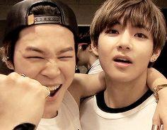 BTS | JIMIN and V