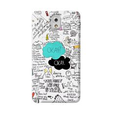 Okay Samsung Galaxy Note 3 Case from Cyankart