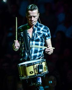 Larry Mullen Jr, #U2
