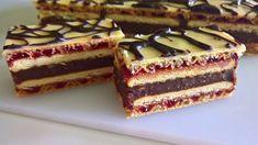 Oblanda za 15 minuta/Dekorativna i ukusna,sa džemom,keksom,orasima - YouTube
