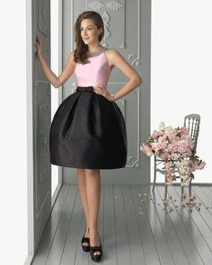 ¿Qué os parece la idea de ir de corto? Este vestido de Aire ¡¡Queda espectacular!!