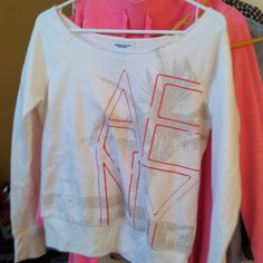 AE sweater Good condition, worn a couple times American Eagle Outfitters Sweaters