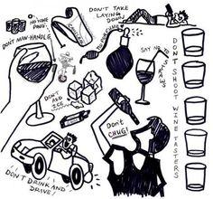 12 wine tasting don'ts